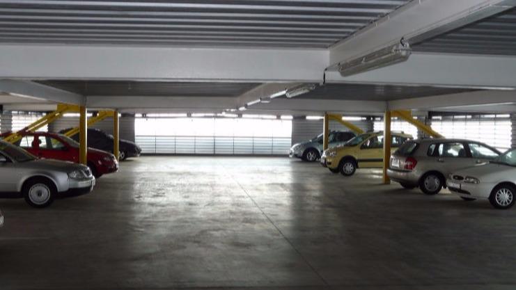 Volné parkování